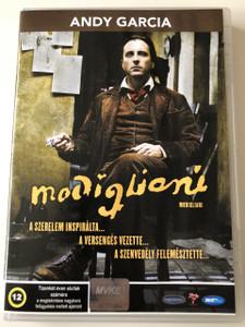 Modigliani DVD 2004 / Directed by Mick Davis / Starring Eva Herzigova, Andi Garcia (5998133154033)