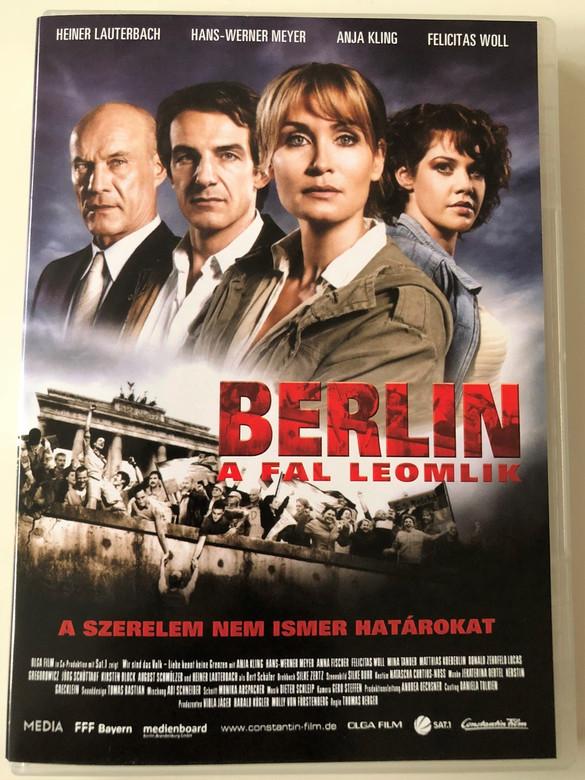 Berlin - A Fal leomlik DVD 2008 Wir Sind das Volk (The Final Days) / Directed by Thomas Berger / Starring: Heiner Lauterbach, Hans-Werner Meyer, Anja Kling, Felicitas Woll