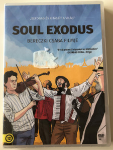 Soul Exodus DVD 2016 / Directed by Bereczki Csaba / Hungarian Musical Documentary (5999546338270)