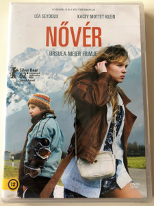 Nővér DVD 2012 L'Enfant d'en haut (Sister) / Directed by Ursula Meier / Starring: Léa Seydoux, Kacey Mottet Klein (5999546335927)