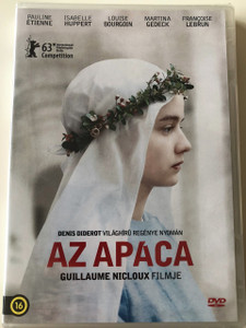 La Religieuse DVD 2013 Az apáca (The Nun) / Directed by Guillaume Nicloux / Starring: Pauline Etienn, Isabelle Huppert, Louise Bourgoin, Martina Gedeck, Francoise Lebrun (5999546336757)