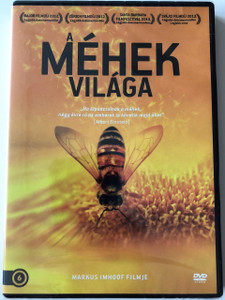 More than Honey DVD 2012 A Méhek világa / Directed by Markus Imhoof / Starring: Fred Jaggi / Documentary on the role and importance of bees (5999546336153)