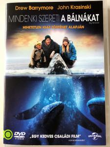 Big miracle DVD 2012 Mindenki szereti a bálnákat / Directed by Ken Kwapis / Starring: Drew Barrymore, John Krasinski (5996051052851)