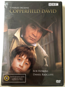 BBC Charles Dikens - David Copperfield DVD 1999 Copperfield Dávid / Directed by Simon Curtis / Starring: Bob Hoskins, Daniel Radcliffe (5999545585668)