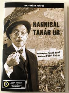 Hannibál Tanár Úr DVD 1956 Professor Hannibal / Directed by Fábri Zoltán / Starring: Szabó Ernő, Kiss Manyi, Bessenyei Ferenc, Apor Noémi, Mákláry Zoltán, Greguss Zoltán (5996357311218)
