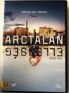Good Kill DVD 2014 Arctalan Ellenség / Directed by Andrew Niccol / Starring: Ethan Hawke, Bruce Greenwood, Zoe Kravitz, Jake Abel (5996471002313)