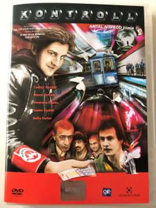 Kontroll DVD 2003 Control / Directed by Antal Nimród / Starring: Csányi Sándor, Mucsi Zoltán, Pindroch Csaba, Szabó Győző, Balla Eszer (5999544249998)