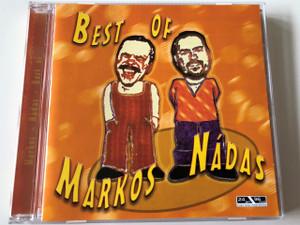 Best of CD Markos - Nádas / Hungarian Cabaret CD 2005 (4011222233660)