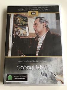 Szőnyi István DVD 1957 DIRECTOR: Kollányi Ágoston / Star: István Szőnyi: Hungarian painter (5999884681021)