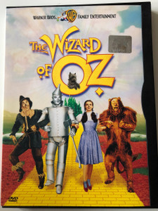 The Wizard of Oz DVD 1939 Óz, a csodák csodája / Directed by Victor Fleming / Starring: Judy Garland, Frank Morgan, Ray Bolger, Bert Lahr (5996255703481)