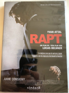Rapt DVD 2009 (Abduction) / Directed by Lucas Belvaux / Starring: Yvan Attal / French-Belgian film based on a true story (5414939029110)