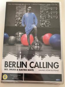 Berlin Calling DVD 2008 / Directed by Hannes Stöhr / Starring: Paul Kalkbrenner, Corinna Harfouch, Rita Lengyel, RP Kahl, Araba Walton (5996492101439)