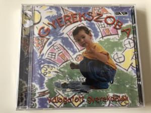Bokor Fekete Kriszta – Gyerekszoba - Válogatott Gyerekdalok CD 2013 Children's Room - Selection of Children's Songs (4011222234353)