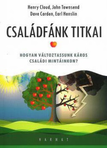 Családfánk titkai by D. CARDEN, E. HENSLIN, J. TOWNSEND, H. CLOUD, A. BRAWAND - HUNGARIAN TRANSLATION OF Unlocking Your Family Patterns: Finding Freedom From a Hurtful Past / This book might lead you toward the family u-turn you've been looking for (9789632880860)