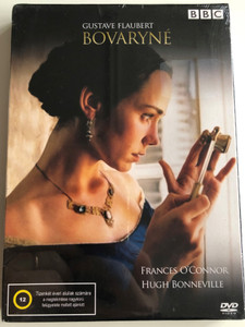 Gustave Flaubert: Madame Bovary DVD 2000 Bovaryné / BBC miniseries / Directed by Tim Fywell / Starring: Frances O'Connor, Hugh Bonneville, Greg Wise, Hugh Dancy (5999545585651)