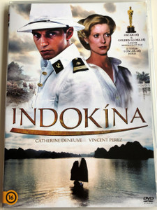 Indochine DVD 1992 Indokína / Directed by Régis Wargnier / Catherine Deneuve, Vincent Pérez, Linh Dan Pham, Jean Yanne, Dominique Blanc