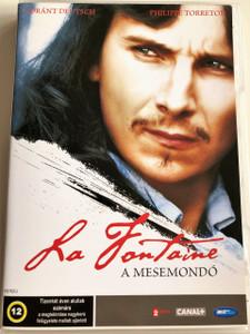 Jean de La Fontaine, le défi DVD 2007 La Fontaine, a mesemondó / Directed by Daniel Vigne / Starring: Lorànt Deutsch, Philippe Torreton, Sara Forestier (5998133186935)