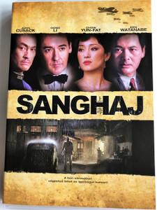 Shangai DVD 2010 Sanghaj / Directed by Mikael Håfström / Starring: John Cusack, Gong Li, Chow Yun-Fat, Ken Watanabe (5996514006919)