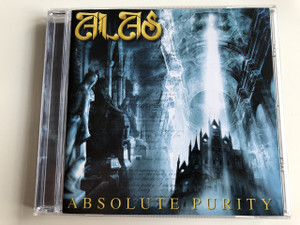 ALAS - ABSOLUTE PURITY / AUDIO CD 2001 / Operatic Progressive metal band: Martina Hornbacher, Scot Hornick, Erik Rutan, Howard Davis / Produced by Erik Rutan (8715392006920)