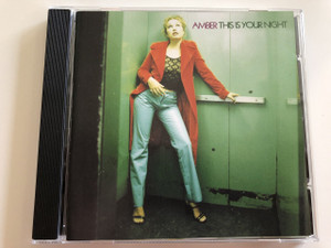 Amber ‎– This Is Your Night / AUDIO CD 1996 / Marie Claire Cremers (5029831117034)