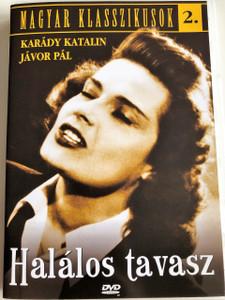 Halálos Tavasz DVD 1939 Deadly Spring / Directed by László Kalmár / Starring: Karády Katalin, Jávor Pál / Hungarian Classics 2. (5999881068870)