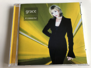 Grace - IF I COULD FLY / AUDIO CD 1996 / Produced and mixed by Paul Oakenfold & Steve Osborne (706301494721)