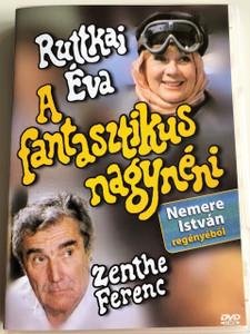 A fantasztikus nagynéni DVD 1986 The Fantastic Aunt / Directed by Katkics Ilona / Starring: Ruttkay Éva, Zenthe Ferenc / Nemere István regényéből (5990502068279)