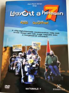 Nationale 7 DVD 2000 Légyott a hetesen / Directed by Jean-Pierre Sinapi / Starring: Nadia Kaci, Olivier Gourmet (5999544252295)