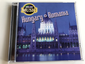 Hungary Romania / AUDIO CD 1999 / World Music (5703976127942)