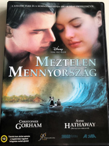 The Other Side of Heaven DVD 2001 Meztelen Mennyország / Directed by Mitch Davis / Starring: Christopher Gorham, Anne Hathaway, Joseph Folau, Nathaniel Lees, Miriama Smith, Alvin Fitisemanu, Pua Magasiva (5999552360029)