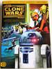 Star Wars The Clone Wars Season 1 - Volume 2 DVD 2008 Star Wars: A klónok háborúja - Első évad - Első kötet / Animated TV Series / Created by George Lucas / 5 episodes on DVD (5996514008784)