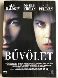 Malice DVD 1993 Bűvölet / Directed by Harold Becker / Starring: Alec Baldwin, Nicole Kidman, Bill Pullman (5999542151187)
