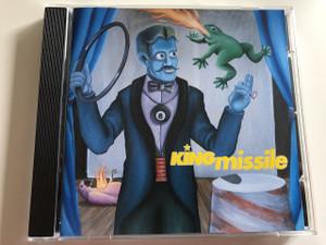 King Missile / AUDIO CD 1994 / John S. Hall, Dave Rick, Roger Murdock, Brent Cordero, R. B. Korbet: American avant-garde art rock band (075678258923)