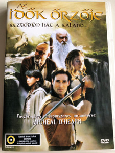 The Keeper of Time DVD 2004 Az idők őrzője / Directed by Robert Crombie / Starring: Michael O'Hearn, Parker Alexander, Anna Millchane, Adam T. Dawson (5999548220351)