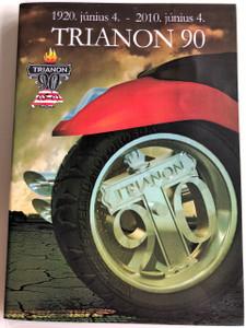 """Trianon 90 DVD 2010 / Excerpts from Koltay Gábor's film """"Trianon"""" / Nemzeti Érzelmű Motorosok / National-minded Bikers of Hungary / Pillanatok a NÉM életéből (Trianon90NÉM)"""