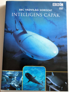 Intelligens Cápák / Smart Sharks: Swimming With Roboshark / BBC Wildlife Series / Narrated by Sir David Attenborough / DVD 2003 / BBC Vadvilág Sorozat (5996473006029)