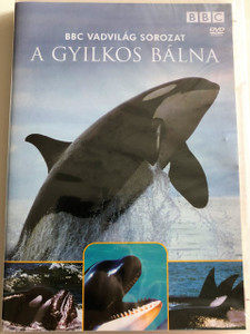 A Gyilkos Bálna / Killer Whale / BBC Wildlife Series / Narrated by Sir David Attenborough / DVD 2003 / BBC Vadvilág Sorozat (5996473005206)