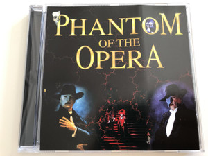 Phantom of the Opera / AUDIO CD 2003 / Austro Mechana / Made in EU / Andrew Lloyd-Webber / Charles Hart / Richard Stilgoe, Mike Batt, Poniente - Aloha Publ. (9002986420224)