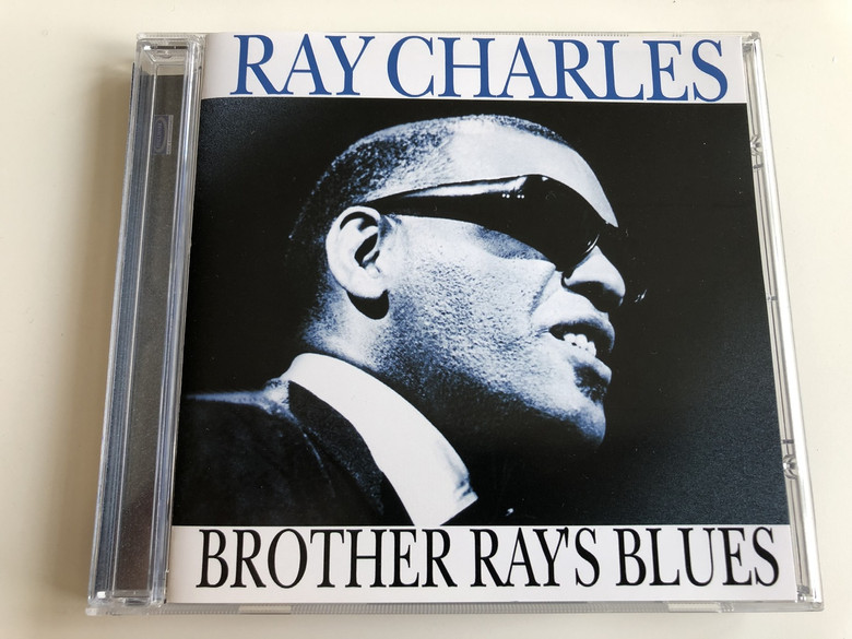 Ray Charles - Brothers Ray's Blues / AUDIO CD 2004 / American singer, songwriter, musician, and composer (5050457052829)
