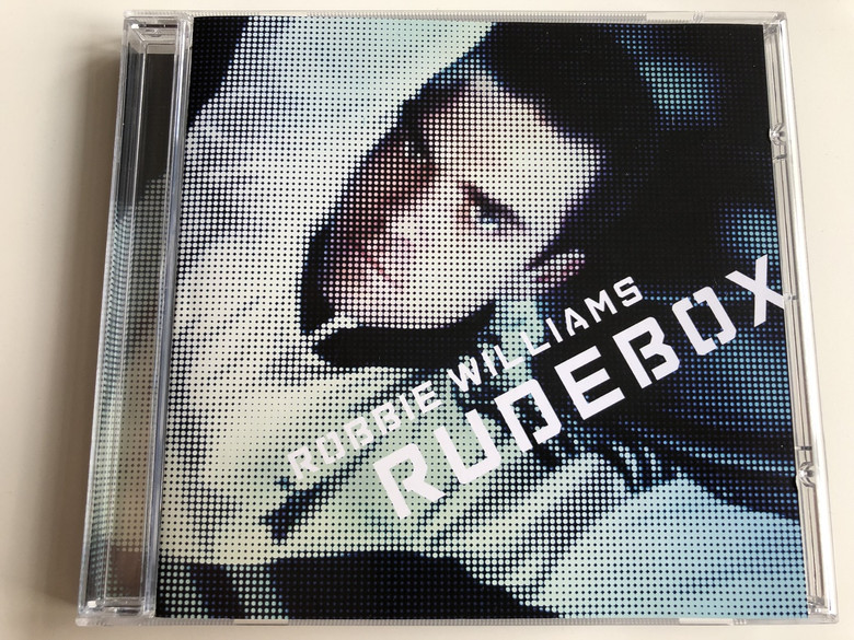 Robbie Williams ‎– Rudebox / AUDIO CD 2006 / English singer-songwriter and entertainer (094637927526)