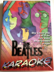 The Beatles Karaoke DVD / Original songs with English lyrics & 5.1 sound (5999883049501)