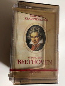 Ludwig van Beethoven / Kedvenc Klasszikusaink / Favorite Classics / Set of 3 Audio Casettes / Reader's Digest 2001 / MS 0111-BL