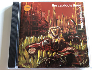 The Cabildo's Three – Yuxtaposición / AUDIO CD 1998 / Schema / Producer: Edizioni Ishtar / Bobby Fares, Jo Gain, Johnny Cabildo, Max Ronnie (8018344029023)