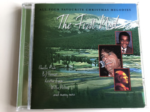 All Your Favourite Christmas Melodies - The First Noel / AUDIO CD 1997 / Charlie Pride, B.J. Thomas, Loretta Lynn, Willie Nelson and many more (5703976109689)