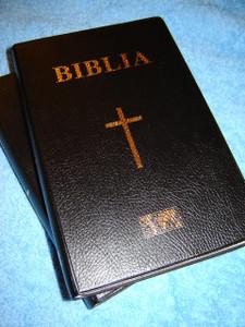 Romanian Bible 115 X 180 / Biblia Sau Sganta Scriptura A Vechiului Si Noului ...