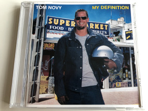 Tony Novy - My Definition / AUDIO CD 2000 / Vocals: Virginia Nascimento / German house DJ and producer (743217814724)