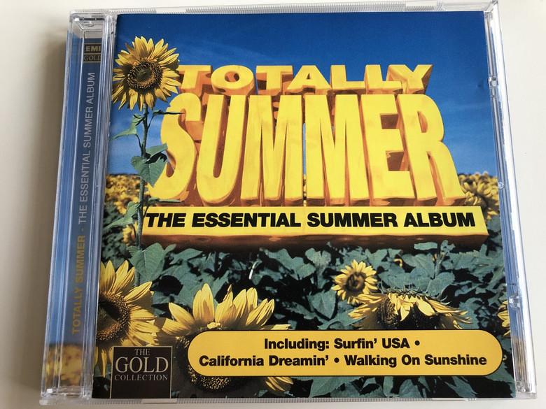 Totally Summer - The Essential Summer Album / AUDIO CD 1997 (724383306428)