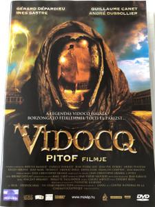 """Vidocq DVD 2001 / Directed by Jean-Christophe """"Pitof"""" Comar / Starring: Gérard Depardieu, Guillaume Canet, Inés Sastre, André Dussollier (5996357339991)"""