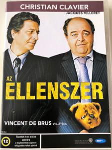 L'Antidote DVD 2005 Az Ellenszer / Directed by Vincent de Brus / Starring: Christian Clavier, Jacques Villeret (5998133169532)
