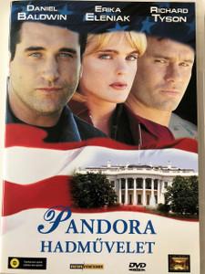 The Pandora Project DVD 1998 Pandora Hadművelet / Directed by John Terlesky, Jim Wynorski / Starring: Daniel Baldwin, Erika Eleniak, Richard Tyson, Tony Todd, Bo Jackson, Jeff Yagher (5998557162669)